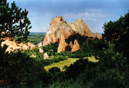 Garden of the Gods I